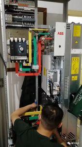 北京电厂280KW变频柜